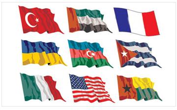 yabancı-devlet-bayraklari