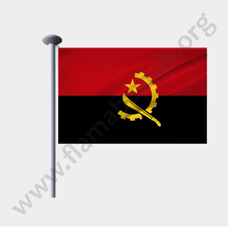 angola-gönder-bayragi
