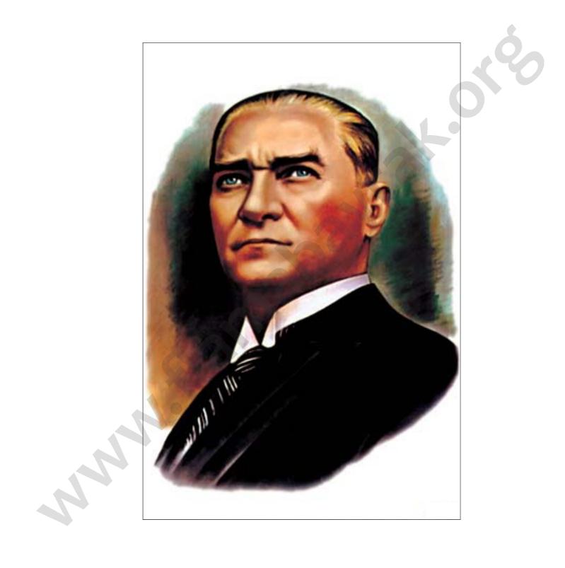 Atatürk Posteri MK8