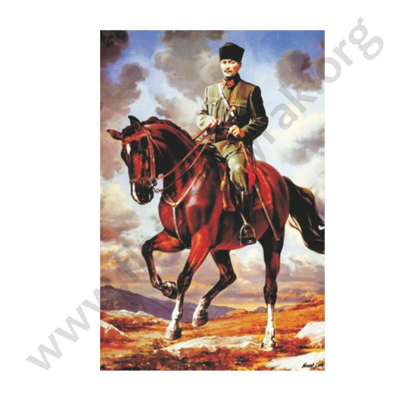 Atatürk Posteri MK9