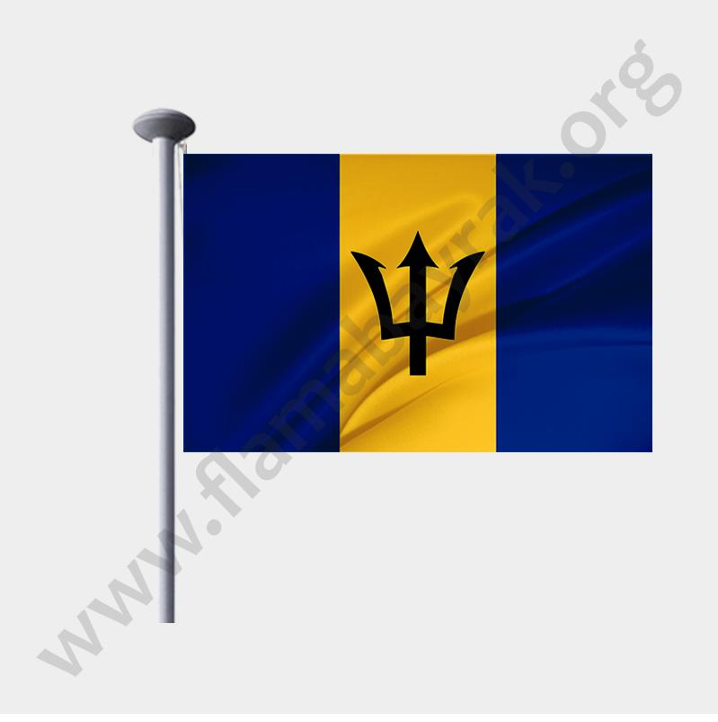Barbados Devleti Gönder Bayrağı