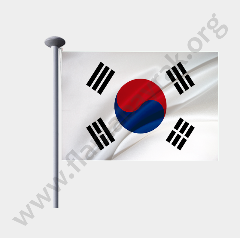 Güney Kore Devleti Gönder Bayrağı