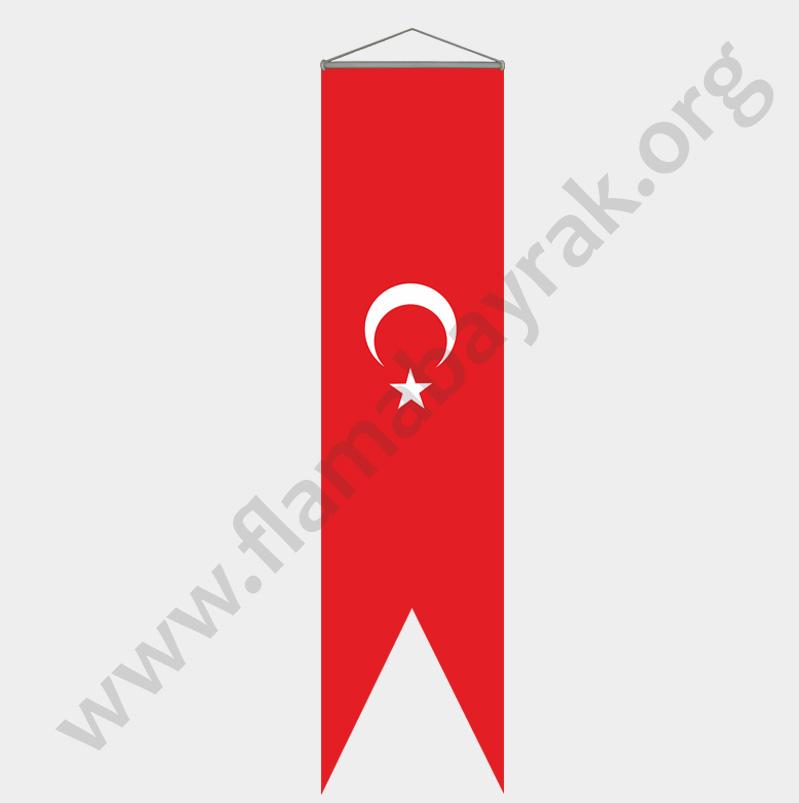 Kırlangıç Türk Bayrağı (4x16 metre)