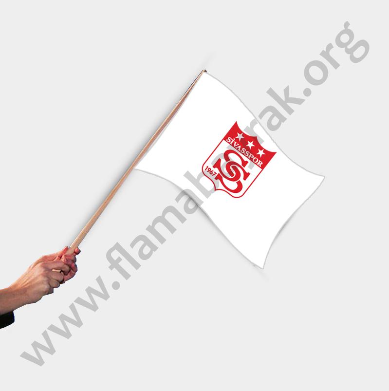 Sivas Spor Sopalı Bayrak