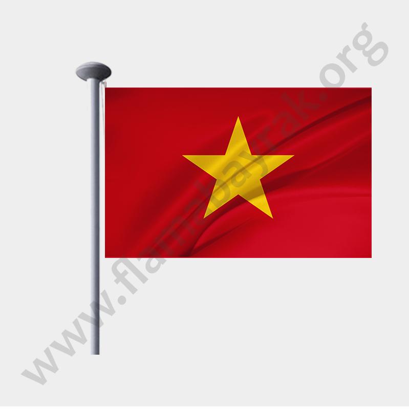 Vietnam-gönder-bayragi
