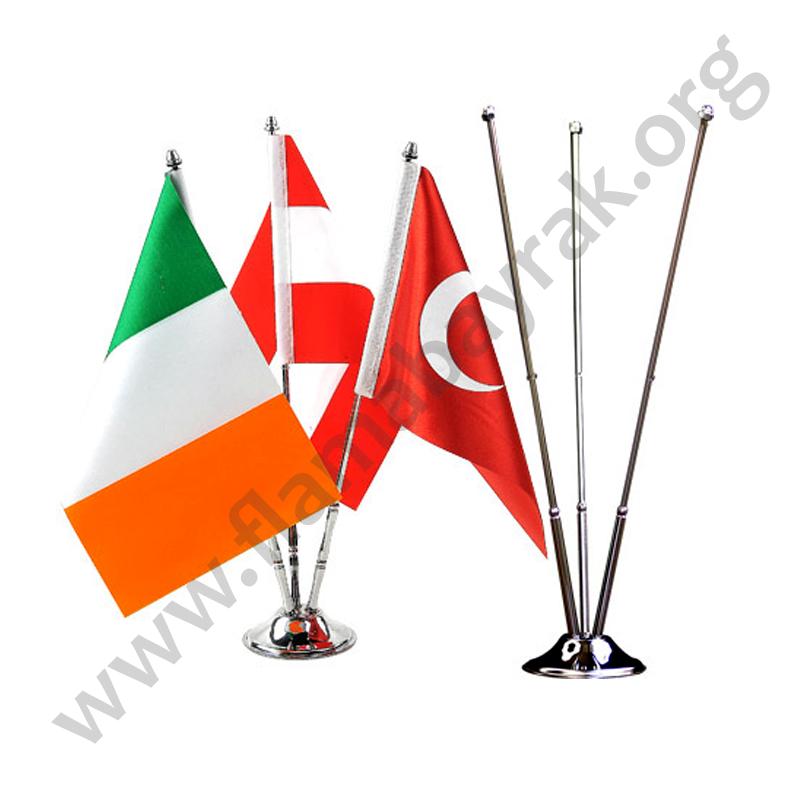 Masa Bayrağı Üçlü