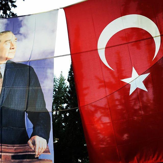 mersin Üniversitesi-Atatürk- Posteri