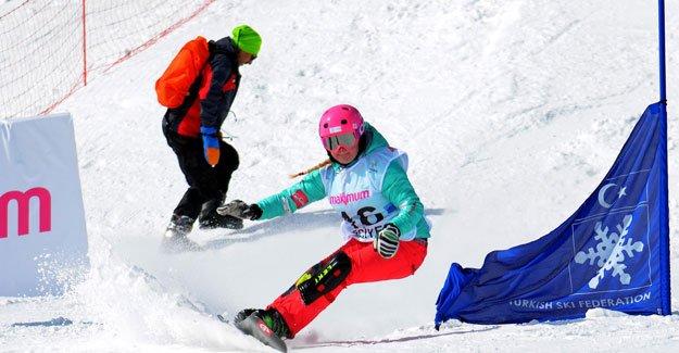 snowboard_yarislari_erciyes Bayrağı